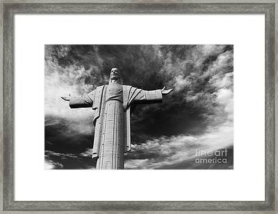 Lord Of The Skies 2 Framed Print by James Brunker
