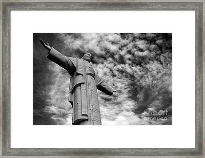 Lord Of The Skies 3 Framed Print by James Brunker