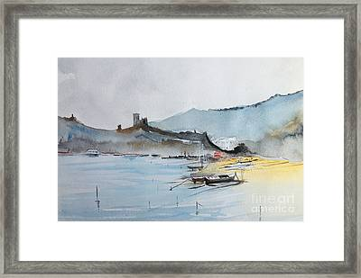 Lost Framed Print by Gianni Raineri
