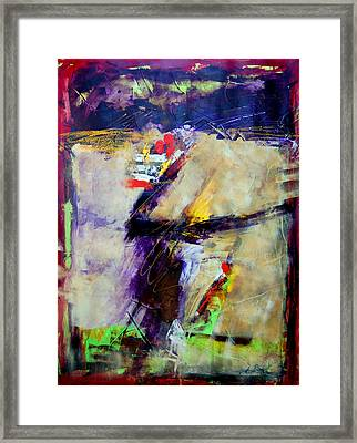 Lost Horizons Framed Print by Ron Stephens