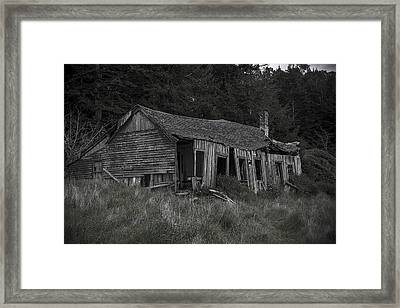 Lost In The Woods Framed Print by Garry Gay