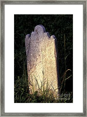 Lost In Time Framed Print by Paul W Faust -  Impressions of Light