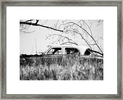 Lost Last Days  Framed Print by Jerry Cordeiro