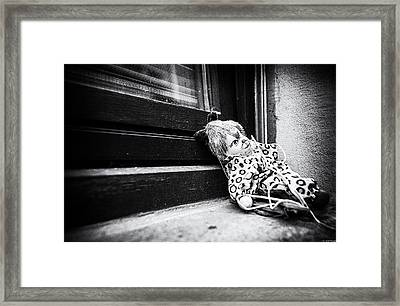 Lost Marionette Framed Print by Ryan Wyckoff