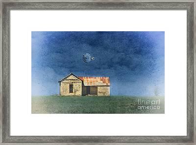 Lost Memories Framed Print by Betty LaRue