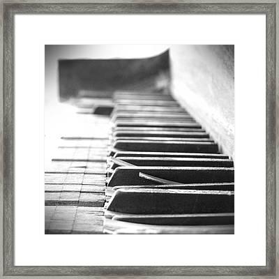 Lost My Keys Framed Print by Mike McGlothlen
