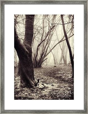 Lost Framed Print by Tim Gainey
