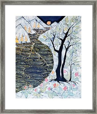 Lothlorien  Framed Print by Carol Law Conklin