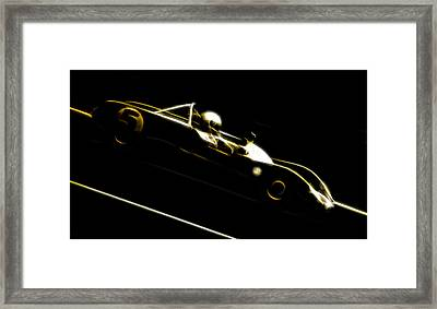 Lotus 23b Racer Framed Print by Phil 'motography' Clark