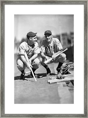 New York Yankees  Framed Print by Retro Images Archive