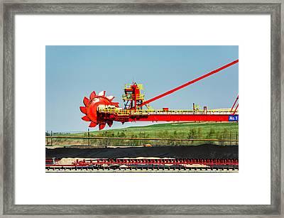 Louisiana Giant 3 Framed Print by Steve Harrington