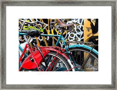 Love At First Sight Framed Print by Robert Lacy