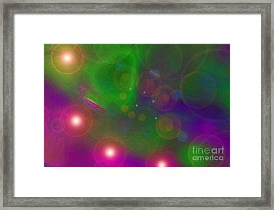 Love Dreams By Jrr Framed Print by First Star Art