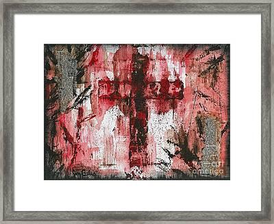 Love Framed Print by Joy  Kelley-Giles