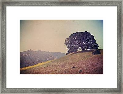 Love Lifts Us Up Framed Print by Laurie Search