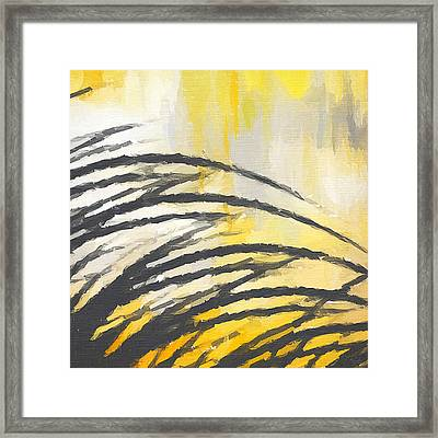 Love Of Neutrals Framed Print by Lourry Legarde