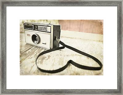 Love Photography Framed Print by Larysa  Luciw