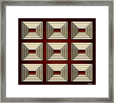 Love The Day Framed Print by Randi Sommers