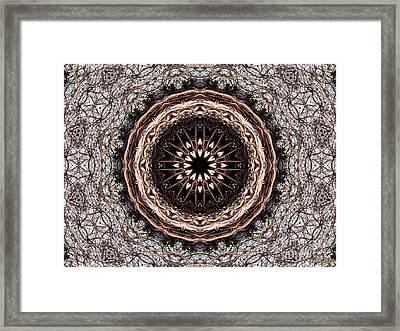 Loving Nature Framed Print by Hanza Turgul