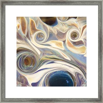 Lucid Framed Print by Jubilant  Art