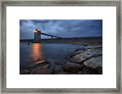Lucky 13 Framed Print by Thomas Zimmerman