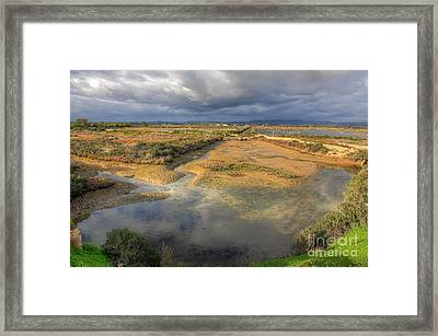 Ludo Nature Reserve Framed Print by English Landscapes