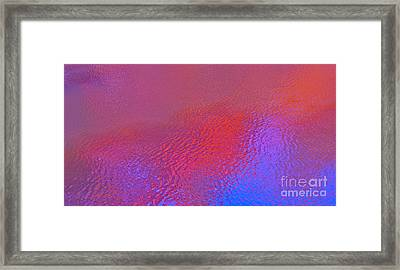 Luminescence Framed Print by Cindy Lee Longhini