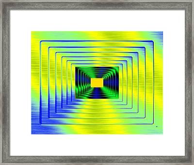 Luminous Energy 18 Framed Print by Will Borden