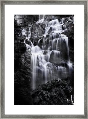 Luminous Waters Framed Print by Janie Johnson
