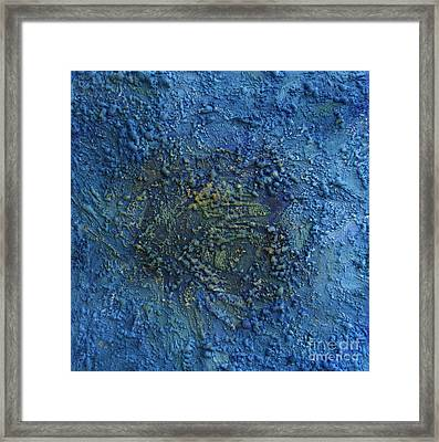 Lunarscape Framed Print by Christiane Schulze Art And Photography