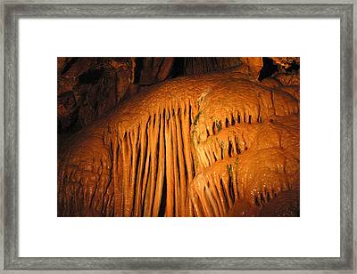 Luray Caverns - 1212152 Framed Print by DC Photographer