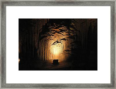 Luray Caverns - 121288 Framed Print by DC Photographer