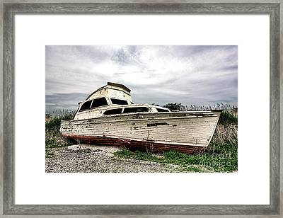 Luxury Past Framed Print by Olivier Le Queinec