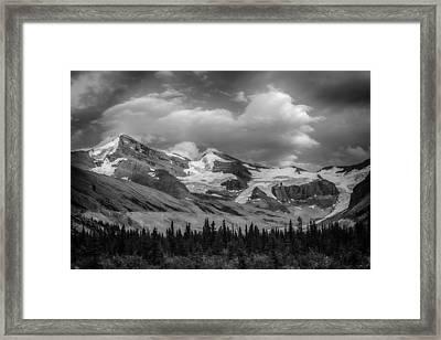 Lynx Mountain Framed Print by Ian Stotesbury