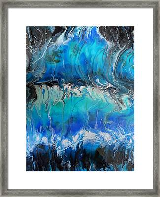 Machinehead Framed Print by Jane Biven