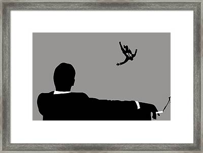 Mad Men Framed Print by Dan Sproul