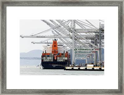 Made In China Framed Print by Darin Volpe