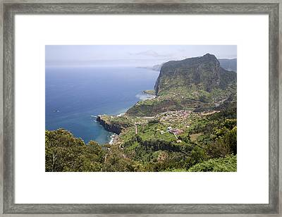 Madeira Portugal Framed Print by Jim  Wallace