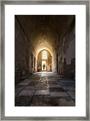 Madrasah Framed Print by Okan YILMAZ
