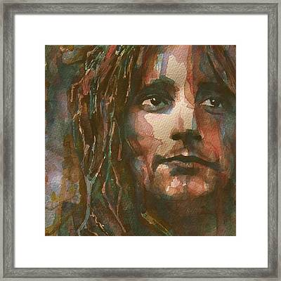 Maggie May  Framed Print by Paul Lovering