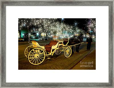 Magic Night Framed Print by Jon Burch Photography