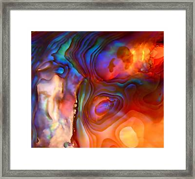 Magic Shell 2 Framed Print by Rona Black