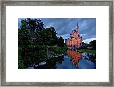 Magic Framed Print by Zach  Roberts