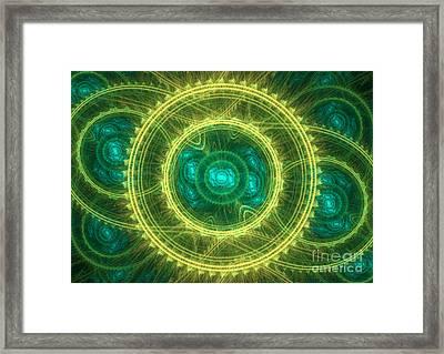 Magical Seal Framed Print by Martin Capek