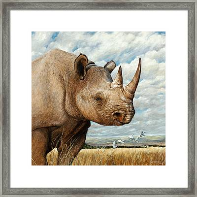 Magnificence Framed Print by Rob Dreyer AFC