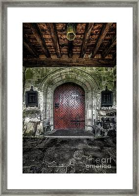 Main Entrance Framed Print by Adrian Evans