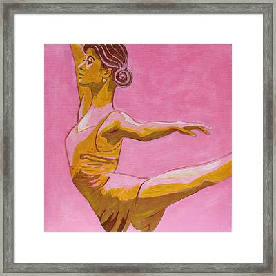 Main Stage V Framed Print by Xueling Zou