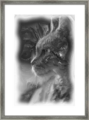 Majestic Framed Print by Kelly Gibson