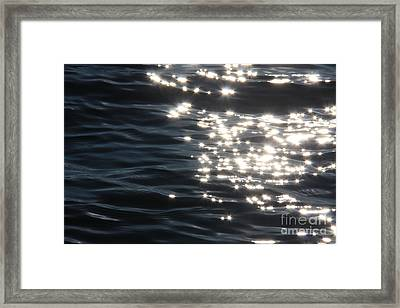 Make A Wish Framed Print by Jolanta Anna Karolska