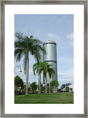 Malaysia, Borneo, Sabah, Kota Kinabalu Framed Print by Cindy Miller Hopkins